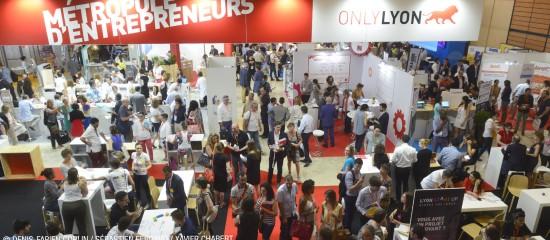 L dition 2018 du salon des entrepreneurs lyon approche grands pas maison du conseil - Salon des entrepreneurs de lyon ...