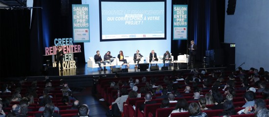 La 11 dition du salon des entrepreneurs nantes grand - Salon des entrepreneurs nantes ...